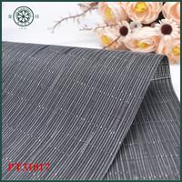 jacquard bamboo blind mesh fabric pvc textile office floor mat table place mat