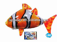 Hot sale rc flying fish balloon