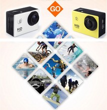 HD 1080P Helmet Sport Action Camera Mini Portable HD Sport Camera Sports Camera SJ400