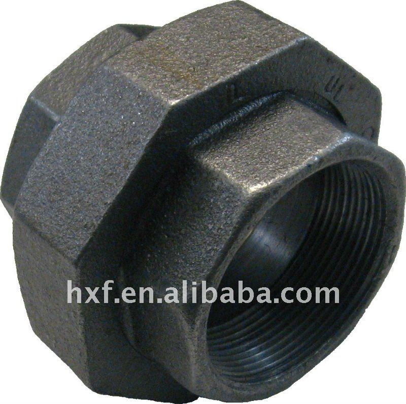 Black malleable iron pipe fittings buy