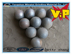 ball grinding machine steel ball with low breaking rate