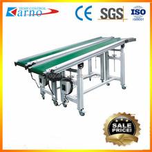 Flexible Angle Conveyor, Material Conveying Belt Type, PVC Conveyor Belt