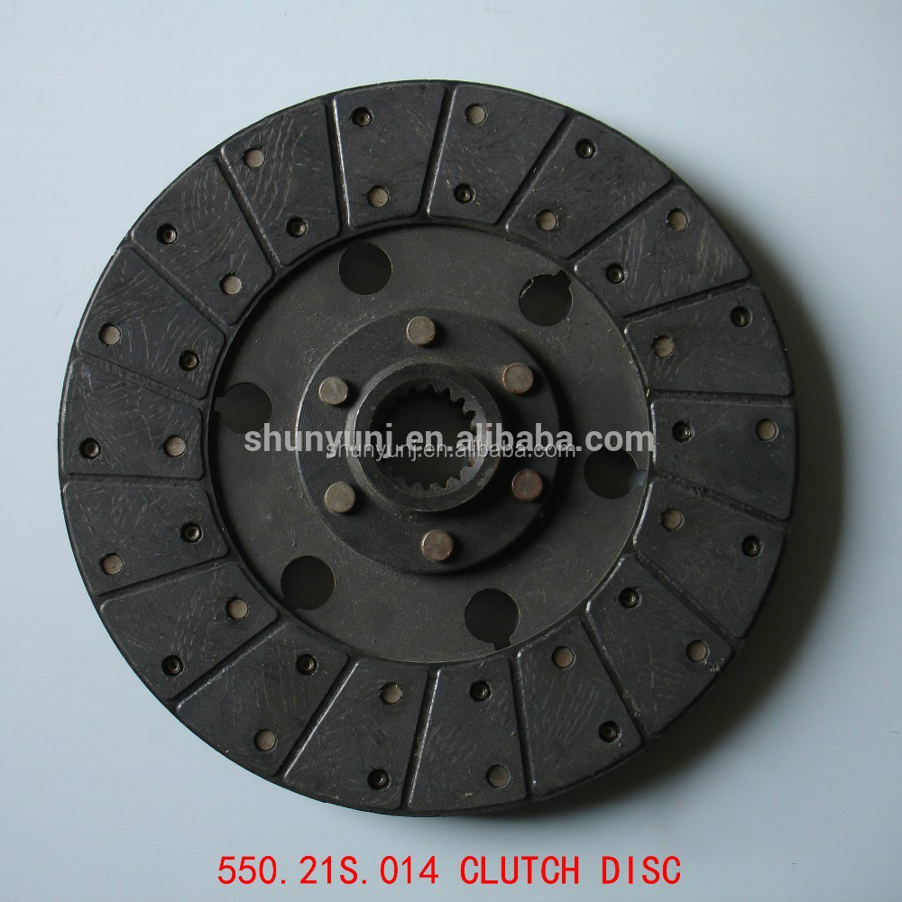 Friction Disc Material : Dongfeng tractor genuine clutch friction disc s