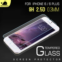 Best Tempered Glass Screen Protector For Iphone 6S, For 9H Hardness Clear Apple Iphone 6S Tempered Glass Screen Protector Film