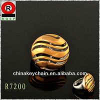 Wholesale ebay China Website stainless steel rings golden Curve souvenir rings Latest design