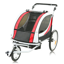 Family stroller/Baby bike trailer/mother and baby bicycle for sale China 2015