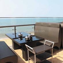 rattan restaurant furniture sets GL-83