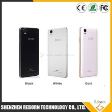 China Brand Wholesale 5.5 inch 1.4GHz 1280* 720 Dual SIM Dual Standby cheap smart Mobile Phone