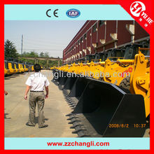 5T (Bucket capacity:3m3) Big Force Hydraulic Transmission ZL50F (5T) wheel loader,backhoe loaders with Cummins,WeiChai Engine