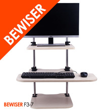 Adjustable Metal Arm Laptop Stand And Sofa, Office Table Design (BEWISER F37)