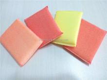 water absorption sponge dish scrubber