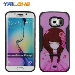 cute phone case cover for samsung galaxy s6 edge