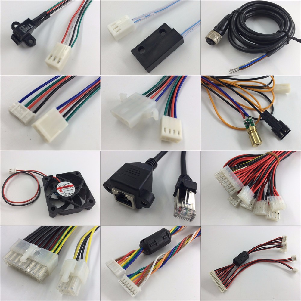 Professional Cable Assemblies Wiring Harness Custom For Electrical Terms Payment
