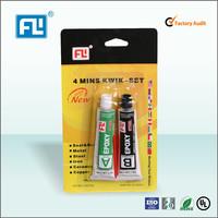 AB glue for wood bonding use