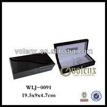 Shenzhen Deluxe Wooden Velvet Pen Box(BV&SGS)