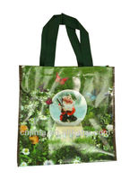 ECO - pp non woven shopping bag with laminated