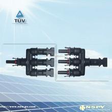 """lot SOLAR PANEL 12"""" MC4MC4 Y Branch Solar connector - M/FFF & F/MMM"""
