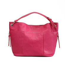 New Products 2015 Innovative Product Shopping Leather designer handbag cheap price high quality Factory
