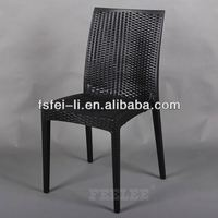 Modern Outdoor Stackable cheap plastic stacking chairs wholesale