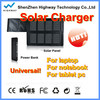 Special Design Multiple Use Foldable 12000mah Solar Battery Charger with Superior Quality