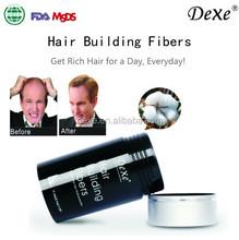 hair loss & bald patch treatment/ hair loss solution ultimate hair building fibers oil