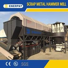 2015 New Design Scrap Metal Recycling Plant