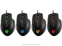 USB Wired Optical LED Gaming Game Mouse Mice Adjustable DPI For Laptop PC,factory supply