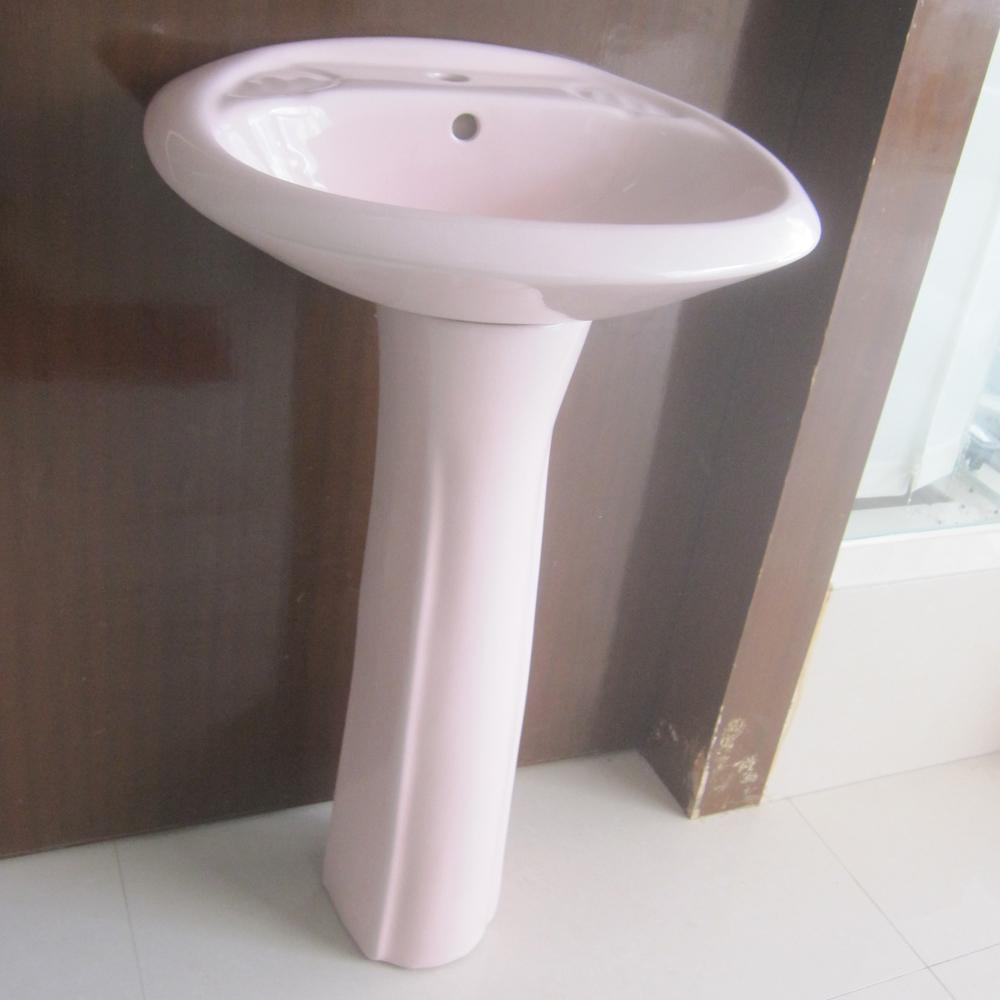 Farbige toilette sockel becken wc set badezimmer standwaschbecken von fabrik neue design lavabo bunte wc set