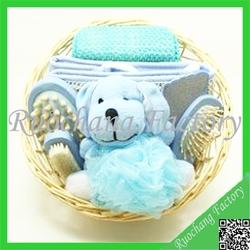 2015 bath spa gift setand body gift set , bath shower set , shower curtain with bath rug sets