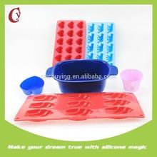 China fabricante deer forma <span class=keywords><strong>pastel</strong></span> <span class=keywords><strong>de</strong></span> silicona del molde