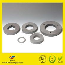 Ferrite ring magnet for speaker