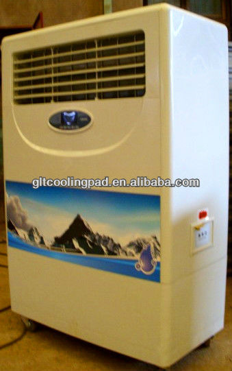 Air Handling Evaporative Cooling : Portable evaporative air cooler