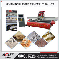 Acrylic/MDF/LGP/Wood/PVC Vacuum Table DSP CNC Router with CE/ISO
