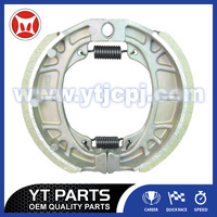 Chinese Good Motorcycle Brake Shoes For CY70 Spare Parts