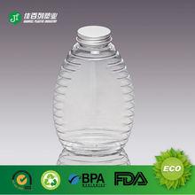 tapa de aluminio vacía botella de plástico