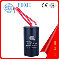 CBB60 washing machines super capacitor 1f 5.5v