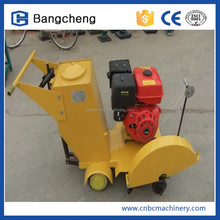 Construction and road concrete pile cutter