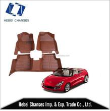 Hot selling PVC Auto floor mat car trunk carpet wholesale car trunk mat