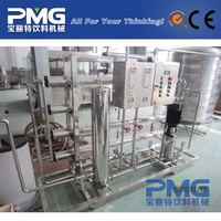 Automatic fresh water generator / mineral water plant / water purifier price