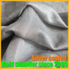 Silver Coated Semitransparent EMF Faraday Shielding Fabric