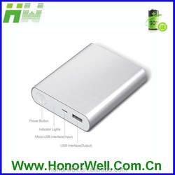 Portable Power Bank 10000MAH POWER BANK 20000MAH HW-PB-112(Silver)