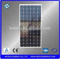 Factory direct supply Mono 195w celdas solares pv modules price