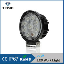 Good quality! high power super bright12v pmma len led work lightfor auto