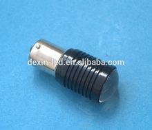 2014 new products led bulb light S25 1156 5W W CREE led light
