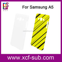 3D sublimation case for Samsung A5