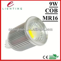 dimmable cob 12v 120v e27 gu5.3 5w 7w 9w 10w 12w mr16 led lamp
