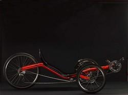 Aluminum alloy Recumbent trike Popular style
