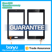 Wholesale touch screen replacement digitizer for acer iconia one 7 touch panel