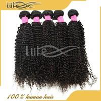 Hot selling wholesale 5A top Brazilian kinky twist hair weft