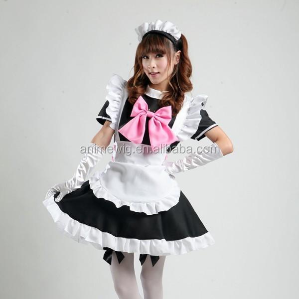 ... MS005 (5).jpg ...  sc 1 st  Alibaba & High Quality Lolita Skirt Sexy Dress Japanese Lolita Maid Dress ...
